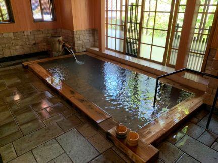 山みず木の貸切風呂の写真