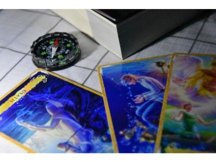 タロットカードの写真